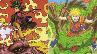 Bạn có đoán ra 5 siêu phẩm manga được truyền cảm hứng từ Dragon Ball - Bảy Viên Ngọc Rồng?