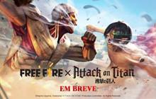 Free Fire X Attack On Titan: Ngày phát hành chính thức được công bố