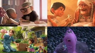 Loạt ảnh chứng minh Pixar luôn biết cách lấy nước mắt khán giả (P1)