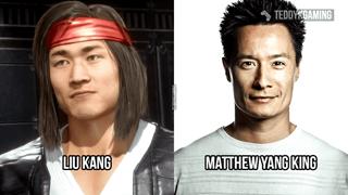 Tất cả các diễn viên lồng tiếng của Mortal Kombat 11 (Phần 2)