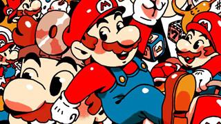 Mario chính là nhân vật được yêu thích nhất dù từng được xuất hiện từ 4 thập kỷ trước