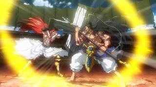 Anime Shuumatsu No Valkyrie - Record Of Ragnarok công bố tạo hình nhân vật khác hẳn manga