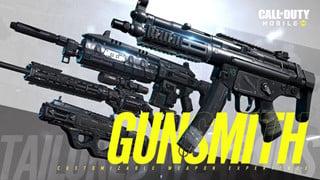 Cách tùy chỉnh vũ khí với Gunsmith trong Call Of Duty Mobile