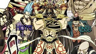 Shuumatsu No Valkyrie: Nguồn gốc và sức mạnh của Thất Phúc Thần - đối thủ Phật Tổ