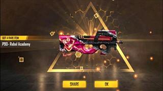 Free Fire: Làm thế nào để có được skin súng vĩnh viễn tốt nhất trong Free Fire?