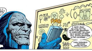 Zack Snyder's Justice League Phương trình Phản Sự Sống mà Darkseid thèm muốn là gì?