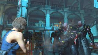 Resident Evil Re:Verse xác nhận ngày bắt đầu Open Beta