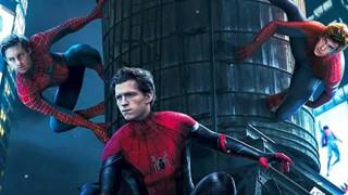 Spider-Man 3: No Way Home bị các thánh soi phát hiện để lộ tình tiết quan trọng qua ảnh hậu trường