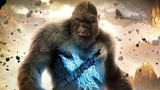 Kong vs. Godzilla: Hé lộ vũ khí bí mật của Kong trong khi đối đầu Godzilla