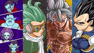 Dự đoán spoiler Dragon Ball Super chap 71: Bị Heeter giật dây, Granola đến Trái Đất tìm giết Goku