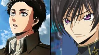 TOP 10 nhân vật anime/manga từ anh hùng thành phản diện giống Eren Attack On Titan (Phần 2)