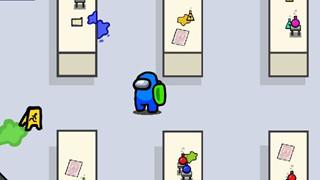 Among Us Mod: Khi trường học trở thành sân chơi và Impostor là giáo viên