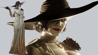 Game thủ hào hứng khi thấy sự xuất hiện của Lady Dimitrescu tại những cửa hàng bán game