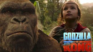 """Diễn viên nhí của """"Godzilla vs. Kong"""" bị điếc bẩm sinh"""
