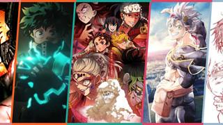 10 anime cực hot chuyển thể từ manga Jump sẽ ra mắt trong tương lai