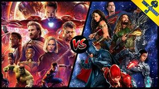 Justice League vs Avengers: Ai mạnh hơn?