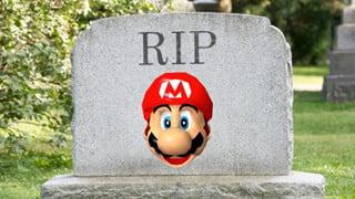 Xôn xao sự xuất hiện của meme Mario bị chính Nintendo hạ sát, thực hư là như thế nào?