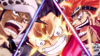 Dự đoán spoiler One Piece chap 1010: Năm Siêu Tân Tinh hội đồng Kaido! Sanji tàng hình trợ chiến