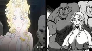 Shuumatsu No Valkyrie: Manga VS Anime - Phiên bản nào đẹp hơn?