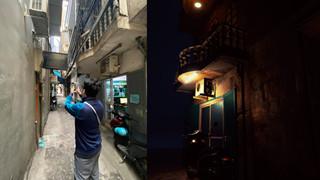 Thần Trùng tái hiện lại một cách chân thực một con hẻm tại phố Trần Duy Hưng