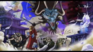 Spoiler One Piece chap 1010 - Luffy dùng tuyệt chiêu mới đối đầu với Kaido