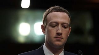 Rò rỉ dữ liệu Facebook cho thấy ngay cả Mark Zuckerberg cũng ở trên Signal