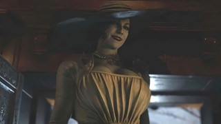 Resident Evil Village: Capcom xác nhận một thông tin thú vị về Lady Dimitrescu