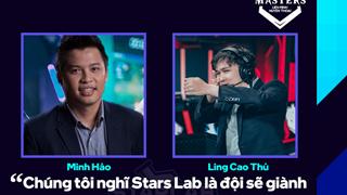 """StarsLab """"smurf"""" giải đấu LMHT bán chuyên lớn nhất Việt Nam?"""