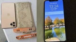 iPhone 11 Pro Max hoạt động bình thường sau khi được ngâm dưới nước 1 năm