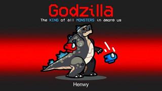 Among Us: Tính năng đặc biệt trong bản mod Godzilla & Cách giành chiến thắng khi trở thành kẻ mạo danh