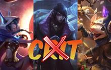 LMHT: Aphelios, Xayah và Twitch bị Riot Games nerf ngầm khi không thể chí mạng được