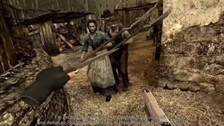 Capcom chính thức giới thiệu phiên bản Resident Evil 4 VR - Leon 2 tay 2 vũ khí