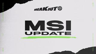 VCS tiếp tục lỡ hẹn với MSI vì tình hình dịch bệnh Covid-19