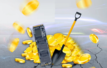 Các NSX Trung Quốc bắt đầu sản xuất SSD chuyên dụng khai thác tiền ảo khi Chia Coin trở nên phổ biến