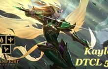 Kayle DTCL mùa 5 - Cách lên đồ và đội hình mạnh nhất cùng mẹo chơi leo rank cực dễ