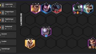 DTCL Mùa 5: Hướng dẫn Top 10 đội hình mạnh nhất Rank Cao Thủ theo meta toàn thế giới