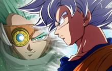 Dự đoán spoiler Dragon Ball Super chap 72: Goku, Vegeta VS Granola. Heeter đi tìm ngọc rồng