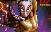 TOP 5 manga siêu anh hùng hấp dẫn không thua gì truyện tranh Marvel - DC