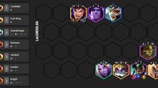 DTCL Mùa 5: Hướng dẫn Top đội hình Thần Sứ Karma mạnh nhất Rank Thách Đấu cho tân thủ