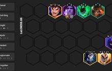 DTCL mùa 5: Hướng dẫn Top đội hình Suy Vong mạnh nhất meta 11.13 Rank Thách Đấu