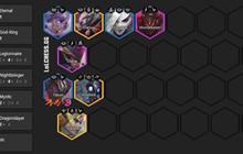 DTCL mùa 5: Hướng dẫn Top đội hình Ma Sứ Yasuo Reroll mạnh nhất 11.12 Rank Thách Đấu