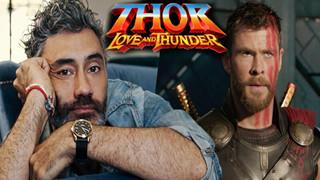 Những nhận xét đầu tiên về Thor: Love and Thuner qua lời đạo diễn