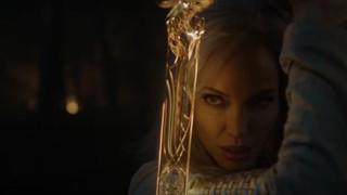 Eternals: Tìm hiểu một chút về thanh kiếm của Thena trong teaser mới nhất