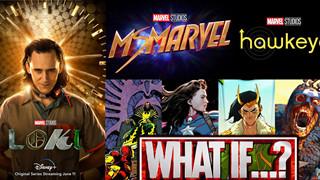 Những series Marvel sẽ ra mắt trong nửa cuối năm 2021