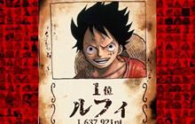 One Piece: Bảng xếp hạng 200 nhân vật được yêu thích nhất 2021 (Phần 4)