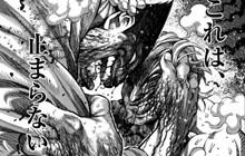 Spoiler Kengan Omega chap 108: Akoya, Nicolas khô máu. King đột ngột lên sàn?