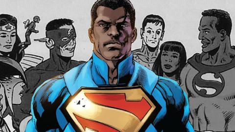 Warner Bros. nhận hàng tấn chỉ trích từ người hâm mộ sau khi công bố phiên bản Superman da màu