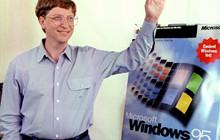 Microsoft cuối cùng đã sẵn sàng để loại bỏ các biểu tượng Windows 95-Era