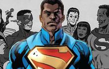 Ai sẽ là người thủ vai Superman da màu đầu tiên của Warner Bros.?
