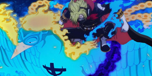Dự đoán spoiler One Piece chap 1013: Big Mom tặng Nami Zeus, Sanji VS Queen